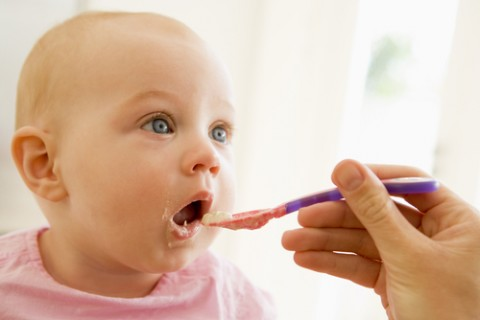 Introducing Solids and Its Impact on Oral Development