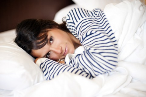 Problems Sleeping Linked to Depression and Anxiety