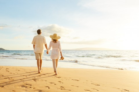 Walks on the Beach May Help Improve Dental Anxiety