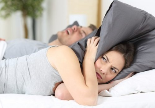 For Some Couples it Feels Like Snoring Should be Grounds for Divorce